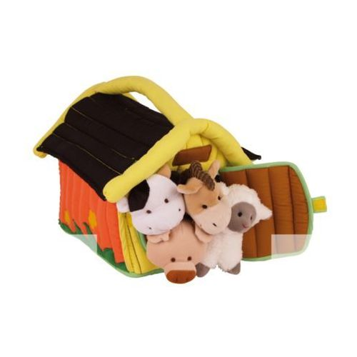 Small foot design Pluszowa farma ze zwierzętami dla dzieci