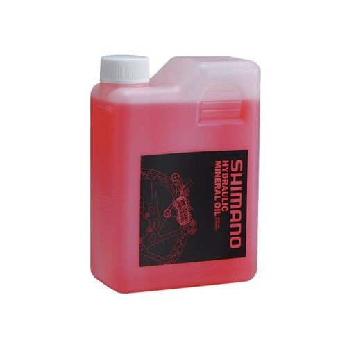 KSMDBOILO Olej mineralny do hamulców hydraulicznych Shimano 1000 ml (2010000004050)