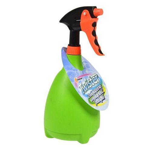 Opryskiwacz ręczny twister mini 1,0 zielony marki Kwazar