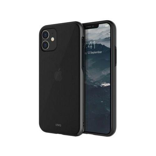 UNIQ etui Vesto Hue iPhone 11 szary/gunmetal