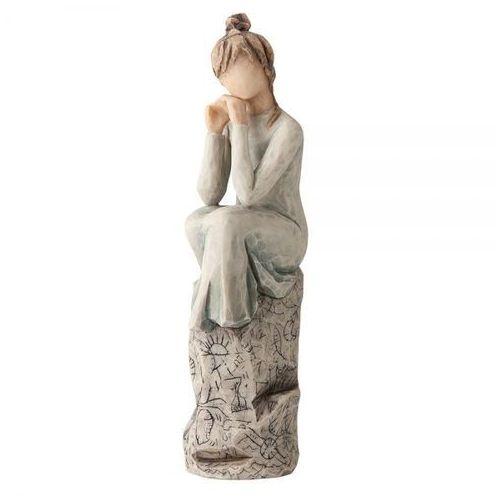 Miłość jest cierpliwa, miłość jest dobra patience 27537 susan lordi marki Willow tree