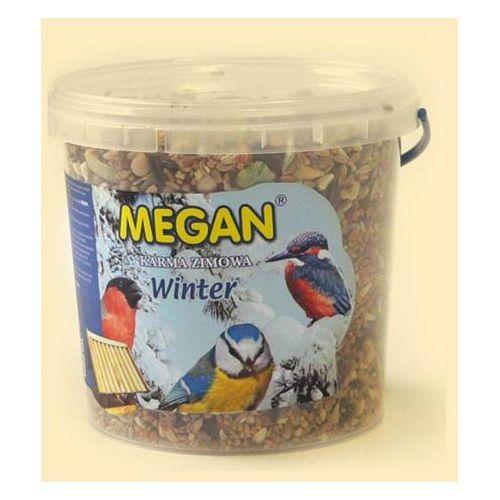 OKAZJA - MEGAN Pokarm na zimę dla ptaków 1l - produkt z kategorii- Pokarmy dla ptaków