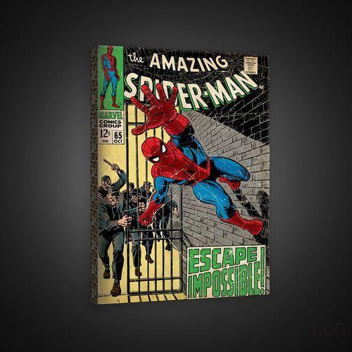 Obraz AMAZING SPIDER - MAN / MARVEL COMICS PPD1695 z kategorii Obrazy