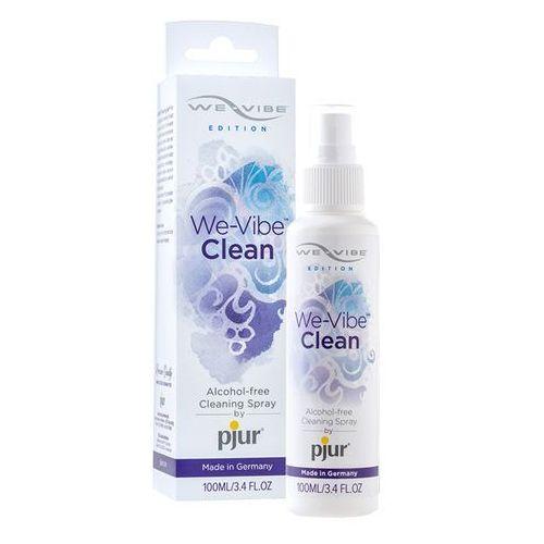 Środek czyszczący do wibratorów dla par - Pjur We-Vibe Clean 100 ml