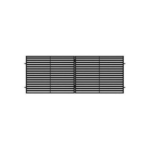 Brama dwuskrzydłowa nerosystem 400 x 150 cm marki Metalkas
