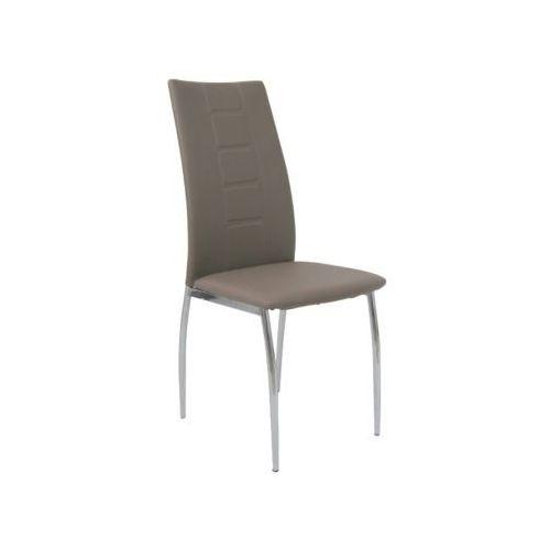 Nowoczesne krzesło H-880 latte