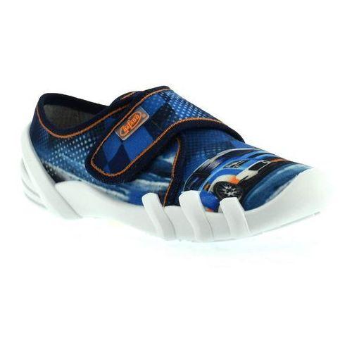 Kapcie dla dzieci Befado 273X207 Skate - Niebieski   Kolorowy