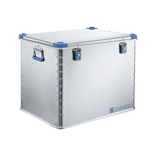Zarges Pojemnik uniwersalny z aluminium, poj. 239 l, wym. zewn. dł. x szer. x wys. 800x