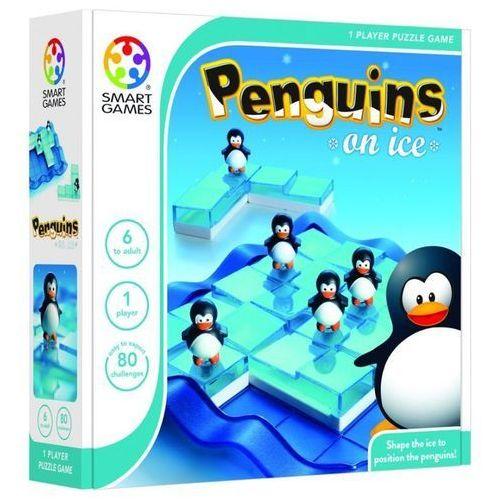 Smart Games Pingwiny na lodzie - ARTYZAN, 5_610353
