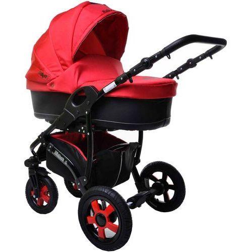 Sun baby wózek wielofunkcyjny ibiza 2w1, czerwony (2008120050033)