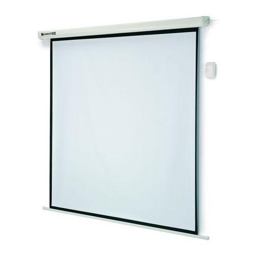 Ekran elektryczny 192x144 (przek. 240cm) marki Nobo