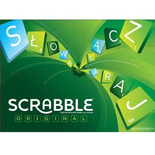 Familijna Mattel Scrabble Original Y9616