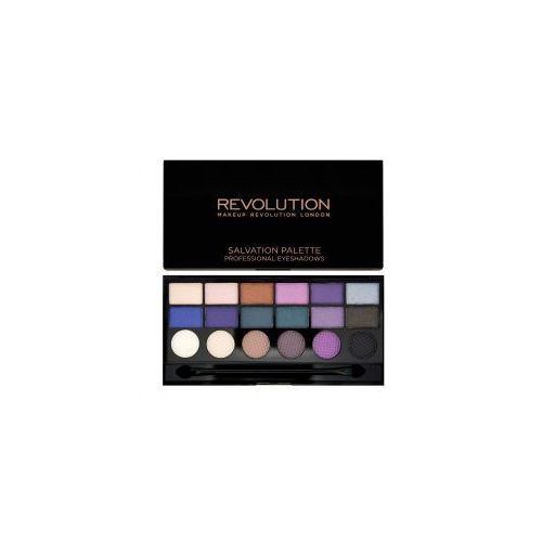 Makeup revolution  salvation palette unicorns unite, paleta cieni do powiek