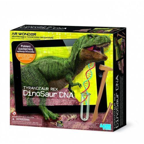 4m Dna dinozaurów -
