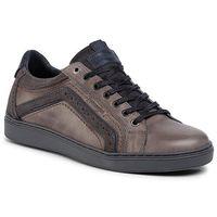 Sneakersy WRANGLER - Owen Derby WM92090A Dk.Grey 56, w 7 rozmiarach
