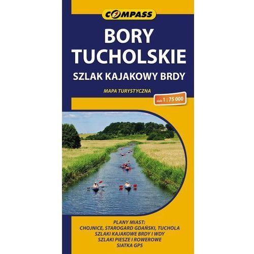 Bory Tucholskie/Compass/1:75000 (2 str.)