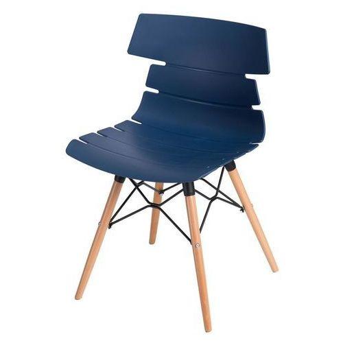 D2.design Krzesło techno dsw - niebieski