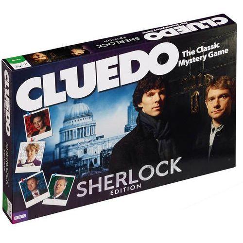 Winning moves Cluedo sherlock edition