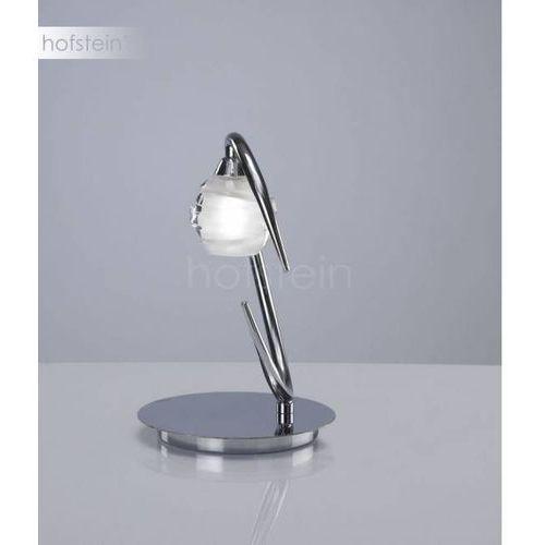 Mantra Loop lampa stołowa Chrom, 1-punktowy - Nowoczesny - Obszar wewnętrzny - Loop - Czas dostawy: od 2-3 tygodni (8435153218071)