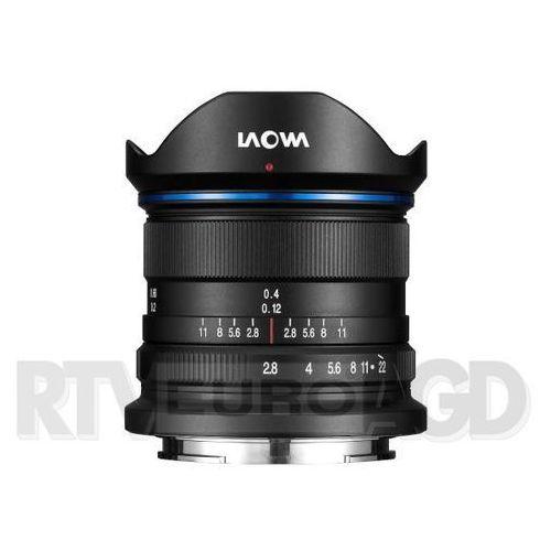 c&d-dreamer 9 mm f/2,8 zero-d do dji dl marki Laowa