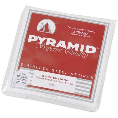 Pyramid 828 Stainless Steels struny do gitary basowej 40-100 - WYPRZEDAŻ