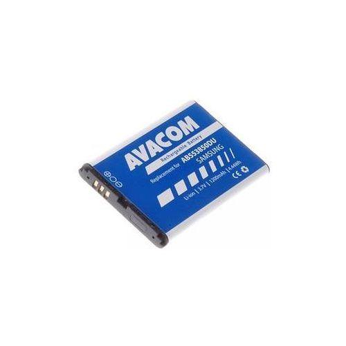 Bateria do notebooków  pro samsung d880 duos, li-ion 3,6v 1200mah (náhrada ab553850du) (gssa-d880-s1200a) marki Avacom