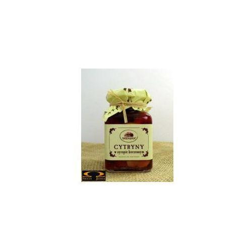Cytryny w syropie korzennym - Spiżarnia, kup u jednego z partnerów