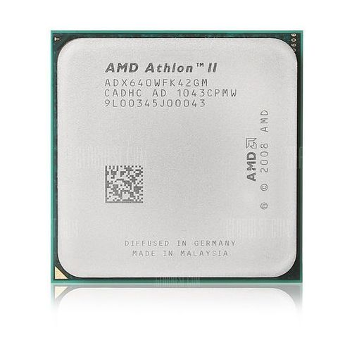 AMD Athlon II X4 640 3.0GHz AM3 Quad-core CPU Processor