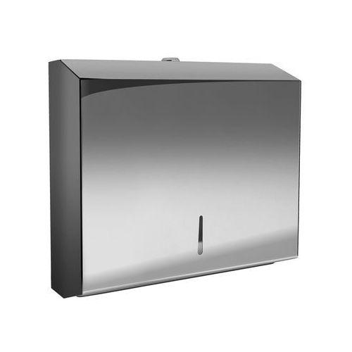 Pojemnik podajnik Bisk Masterline 01571 na ręczniki papierowe w listkach ZZ, 5901487015714