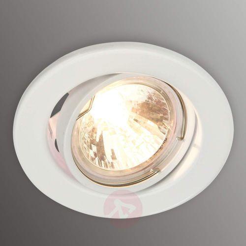 Heitronic Wychylna oprawa wpuszczana soli biała (4002940239102)