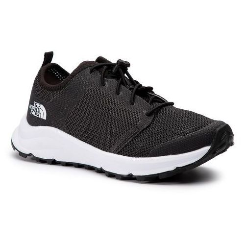 Buty - litewave flow lace ii t93rduky4 tnf black/tnf white marki The north face