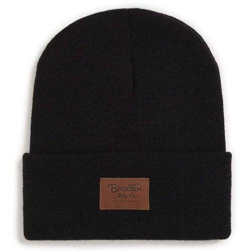 Brixton Czapka zimowa - grade ii beanie black (black) rozmiar: os