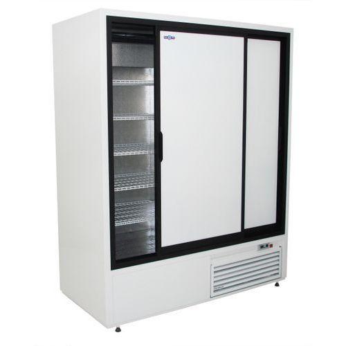 Szafa chłodnicza z drzwiami suwanymi biała bez wentylatora 1108 l | RAPA, SCh-ZR 1400