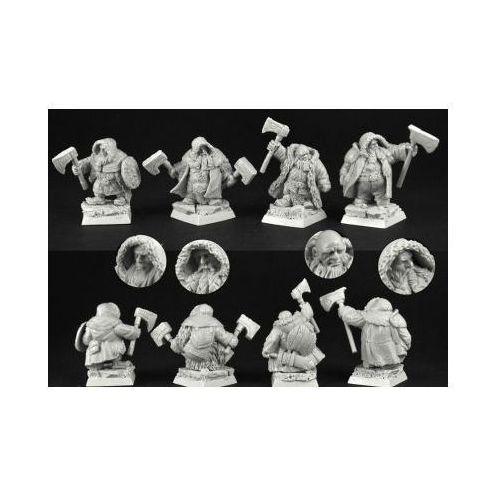 Scibor 28fm0208 - dwarves rangers set2 28mm marki Scibor miniatures