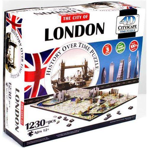 4d cityscape 4dcity puzzle - londyn