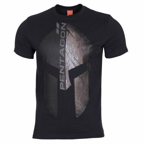 T-shirt ageron eternity, black (k09012-et-01) - black marki Pentagon