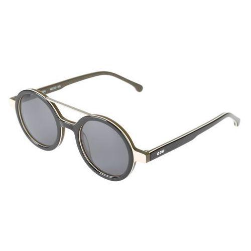 c0577f7d681015 Komono the vivien okulary przeciwsłoneczne czarny szary uni (5420074312284)