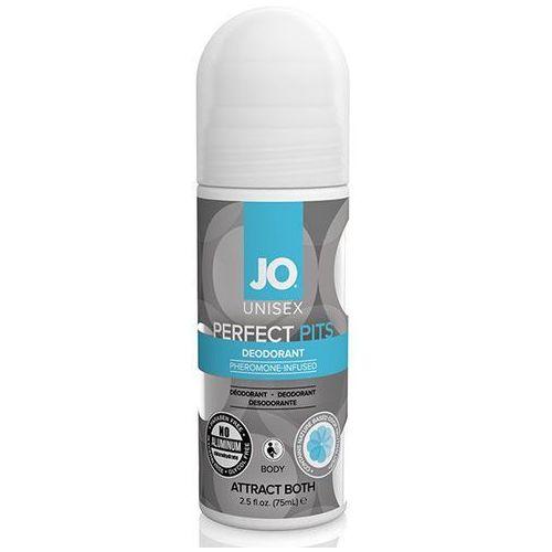 System jo Dezodorant z feromonami - perfect pits unisex pheromone deodorant 74 ml