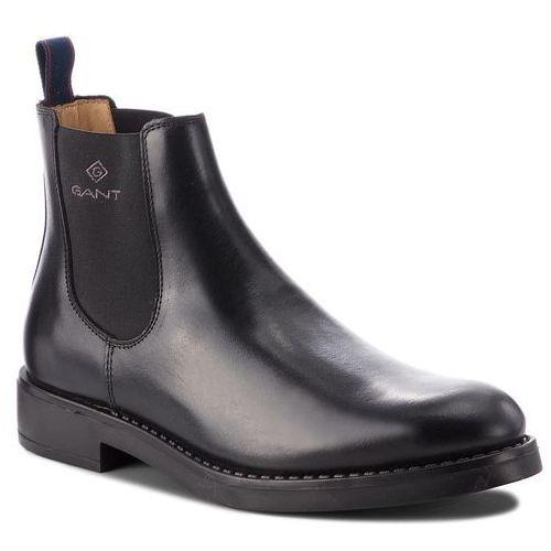 Sztyblety - oscar 17651904 black g00, Gant, 40-45