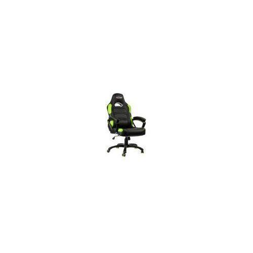 Fotel Nitro Concepts C80 Comfort, Czarno-Zielony (NC-C80C-BG) Darmowy odbiór w 20 miastach! (4713105959161)