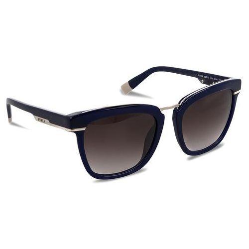 Furla Okulary przeciwsłoneczne - milano 919757 d 139f rem vaniglia d