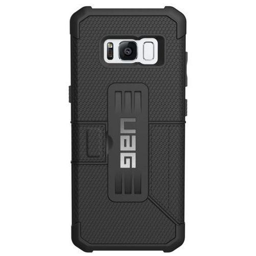 UAG Metropolis Cover do Samsung Galaxy S8 czarny, kolor czarny