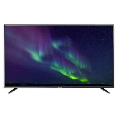 TV LED Sharp LC-55CUG8052