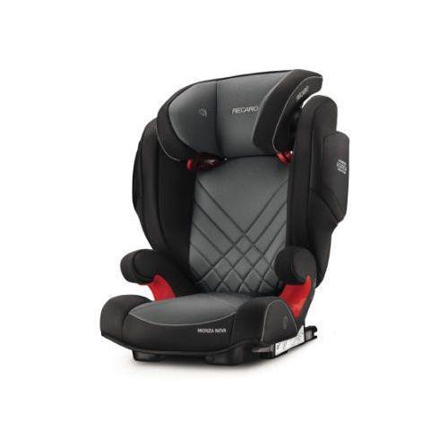 Recaro fotelik samochodowy monza nova 2 seatfix carbon black