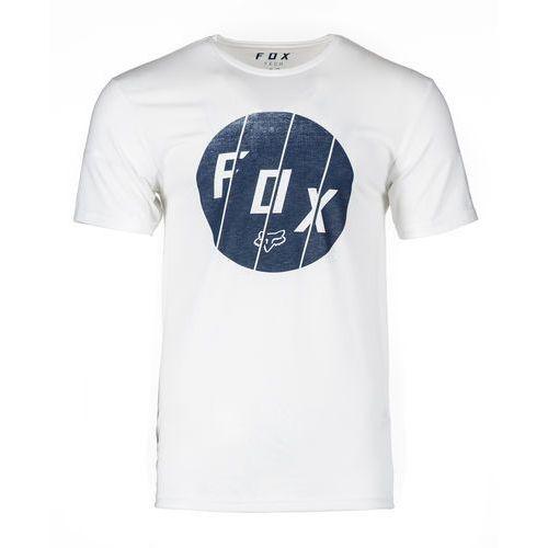 t-shirt męski killshot ss tech xxl biały marki Fox