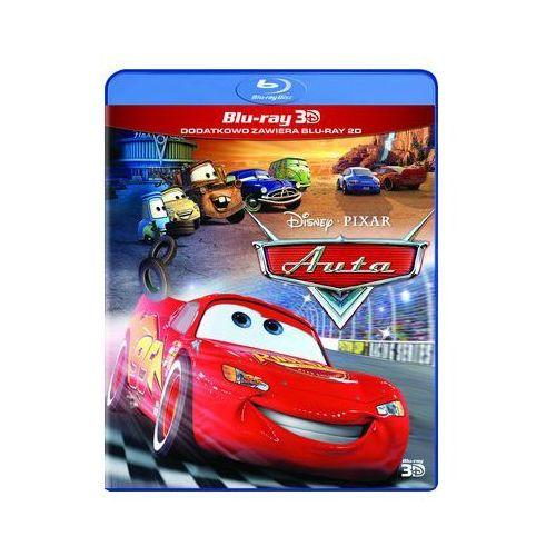 Auta 3D (Blu-ray) (film)