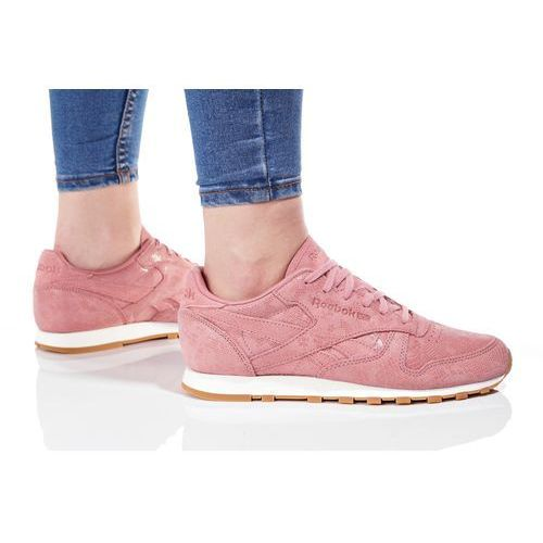 BUTY REEBOK CLASSIC LEATHER CLEAN EXOTICS BS8226, AUX70