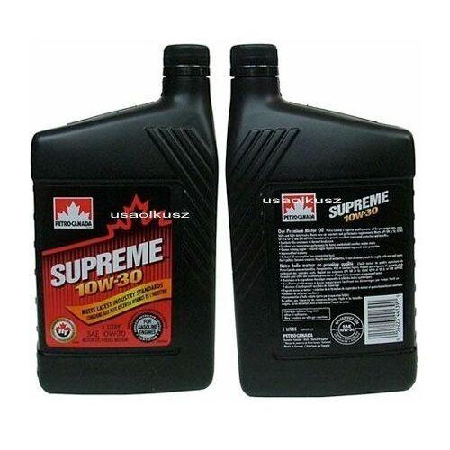 Olej silnikowy mineralny supreme 10w30 1l marki Petro-canada
