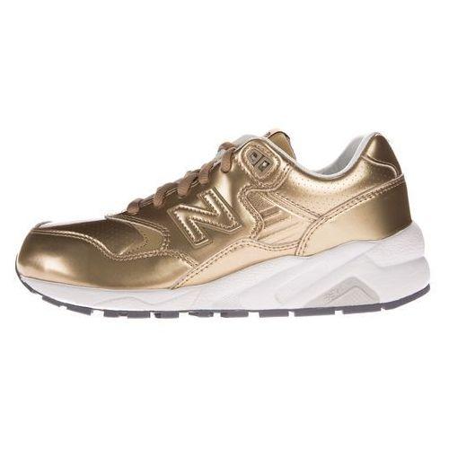 New Balance 580 Tenisówki Złoty 36