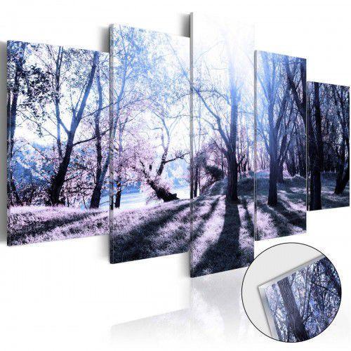 Obraz na szkle akrylowym - Jesienna polanka [Glass], A0-Acrylglasbild283 (7739431)